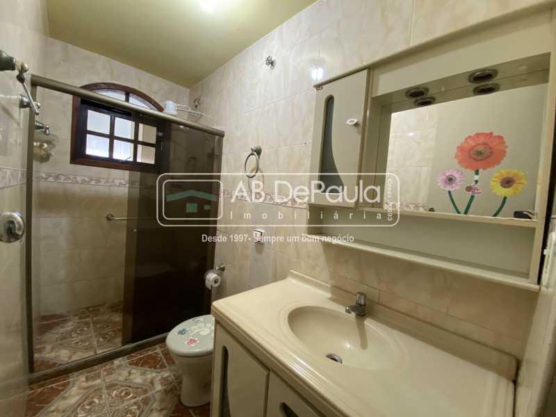 BANHEIRO SOCIAL - Casa 2 quartos para alugar Rio de Janeiro,RJ - R$ 1.500 - ABCA20048 - 11