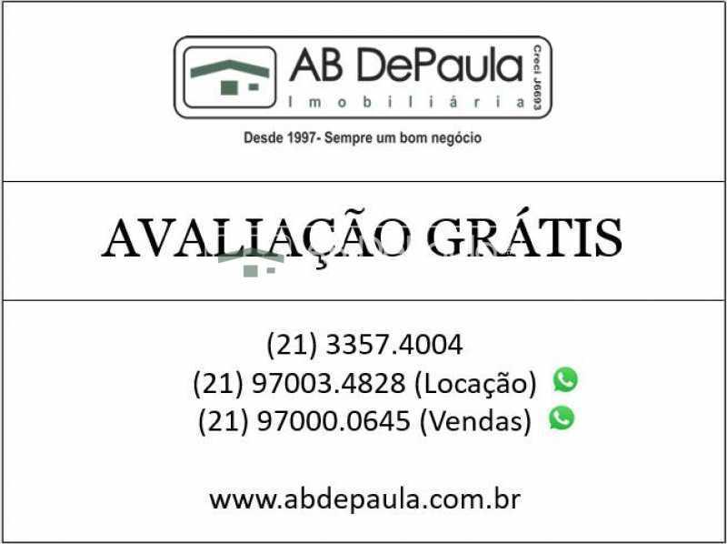 AVALIAÇÃO GRÁTIS. - Casa 2 quartos para alugar Rio de Janeiro,RJ - R$ 1.500 - ABCA20048 - 31