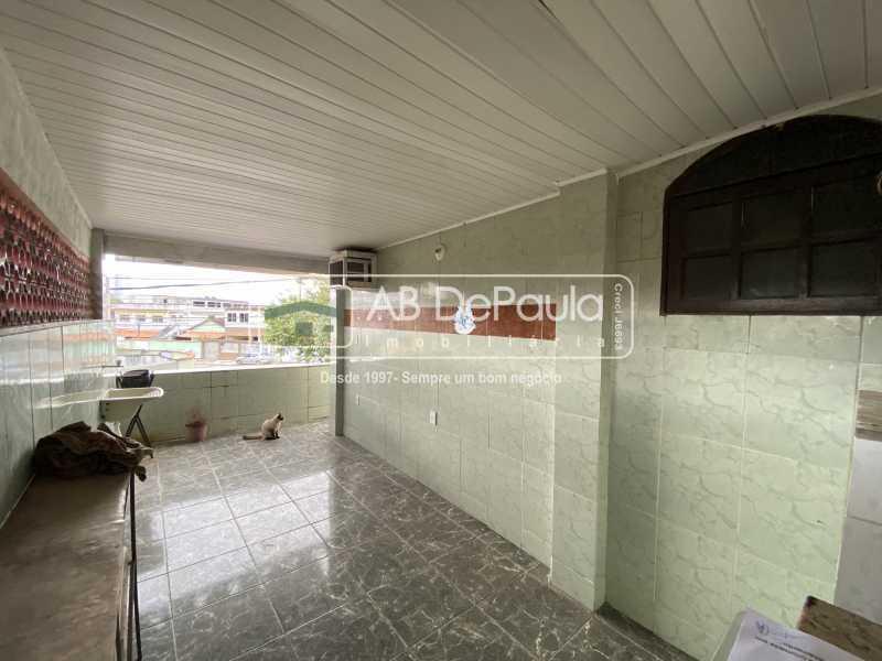 VARANDA - Casa 2 quartos para alugar Rio de Janeiro,RJ - R$ 1.500 - ABCA20048 - 22