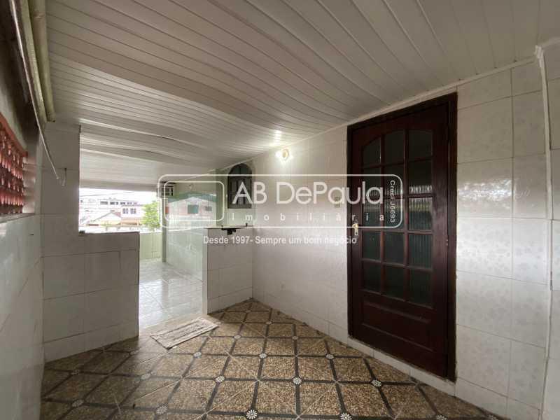 VARANDA - Casa 2 quartos para alugar Rio de Janeiro,RJ - R$ 1.500 - ABCA20048 - 25