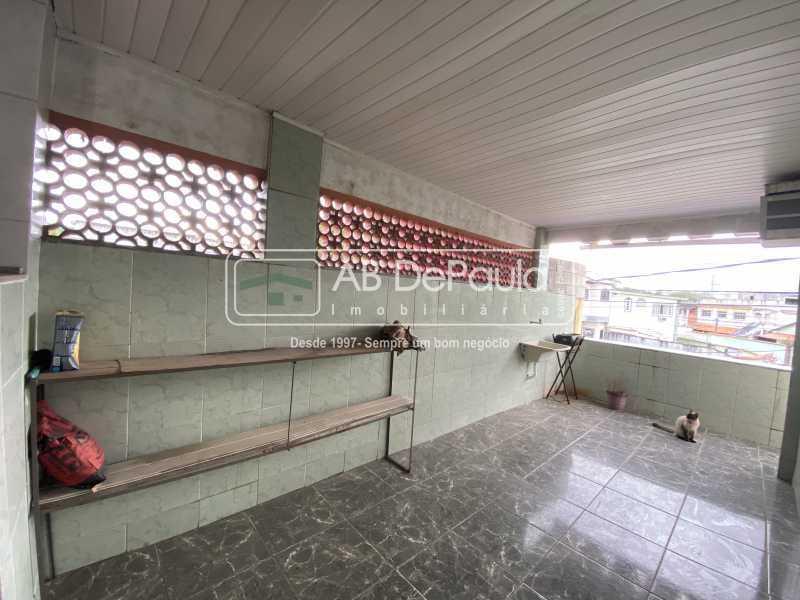 VARANDA - Casa 2 quartos para alugar Rio de Janeiro,RJ - R$ 1.500 - ABCA20048 - 23