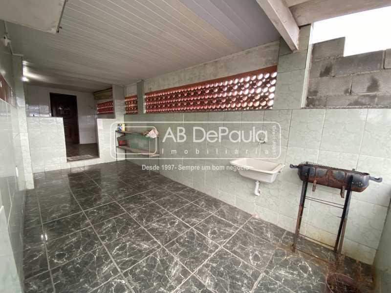 VARANDA - Casa 2 quartos para alugar Rio de Janeiro,RJ - R$ 1.500 - ABCA20048 - 21