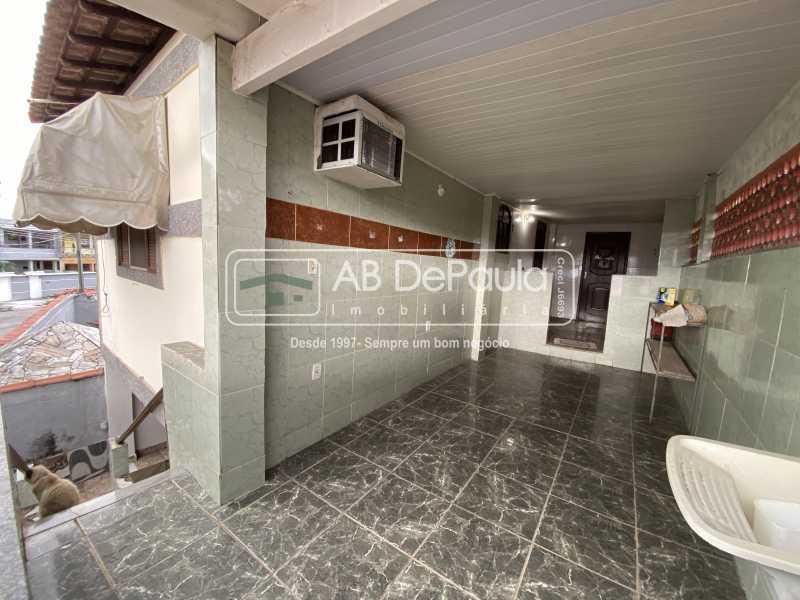 VARANDA - Casa 2 quartos para alugar Rio de Janeiro,RJ - R$ 1.500 - ABCA20048 - 26