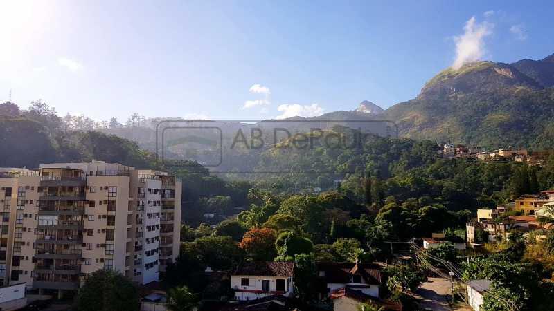 vista 2 - LUXUOSA COBERTURA - ABCO30010 - 30