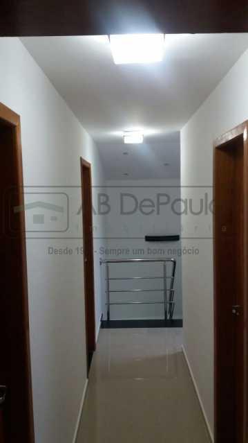 Corredor - Excelente Casa Realengo junto À Piraquara - ABCA30067 - 7