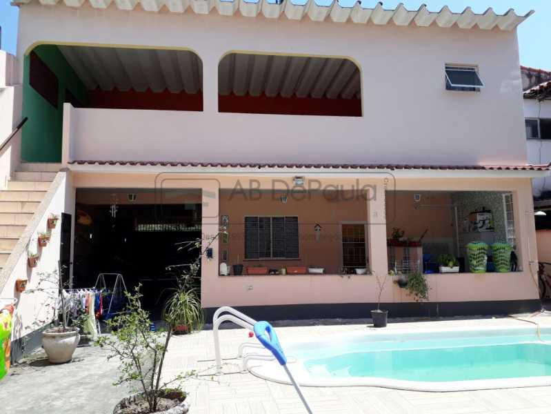 Quinta Fundos da Casa - Excelente Casa Realengo junto À Piraquara - ABCA30067 - 4