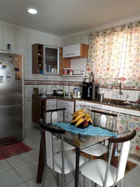 Cozinha - Excelente Casa Realengo junto À Piraquara - ABCA30067 - 15