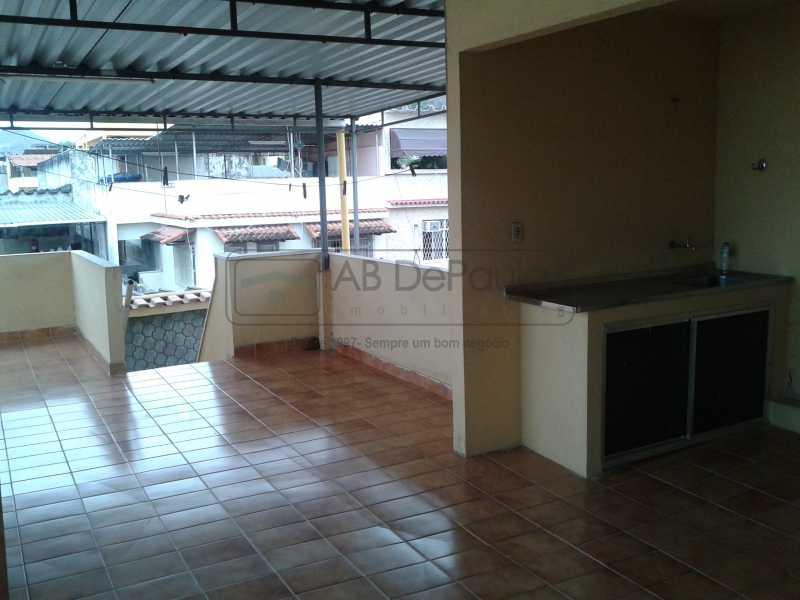 20171106_181819 - Casa À Venda - Rio de Janeiro - RJ - Jardim Sulacap - ABCA30069 - 26