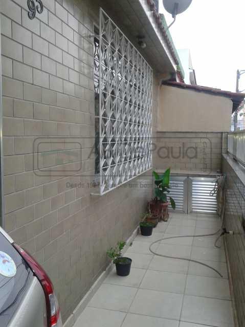 20171106_183333 - Casa À Venda - Rio de Janeiro - RJ - Jardim Sulacap - ABCA30069 - 29