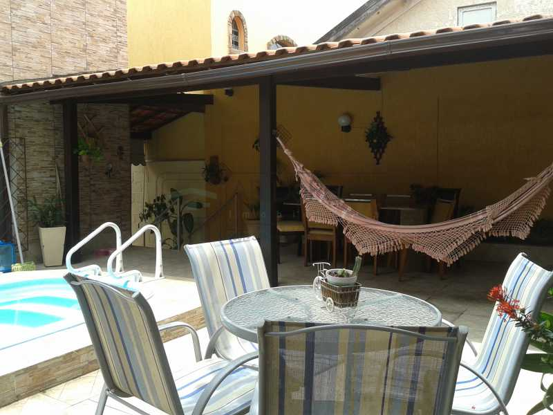 20180112_125438 - Bela Residência em Local Privilegiado em Vila Valqueire - ABCA30071 - 7