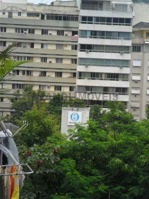 6 - VISTA FUNDOS METRÖ - Apartamento À VENDA, Copacabana, Rio de Janeiro, RJ - HLAP10038 - 6