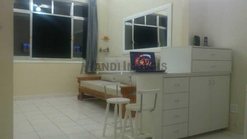14 - QUARTO, SALA - Apartamento À VENDA, Copacabana, Rio de Janeiro, RJ - HLAP10038 - 7