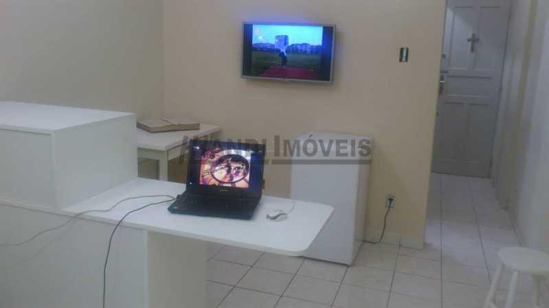 18 - HALL ENTRADA - Apartamento À VENDA, Copacabana, Rio de Janeiro, RJ - HLAP10038 - 20