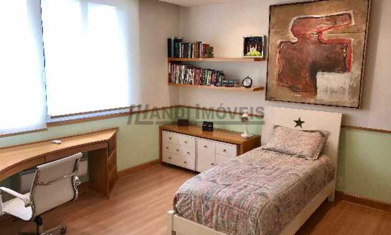 m - Apartamento À VENDA, Copacabana, Rio de Janeiro, RJ - HLAP40019 - 14