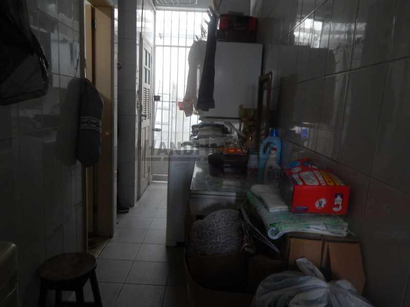 DSCN8597 - Casa de Vila À Venda - Botafogo - Rio de Janeiro - RJ - HLCV30005 - 16