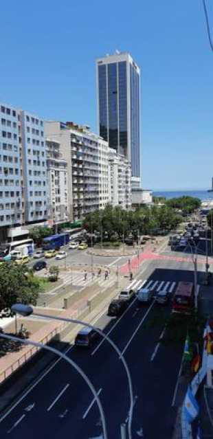 IMG014 - Apartamento Copacabana, Rio de Janeiro, RJ À Venda, 2 Quartos, 70m² - HLAP20191 - 3