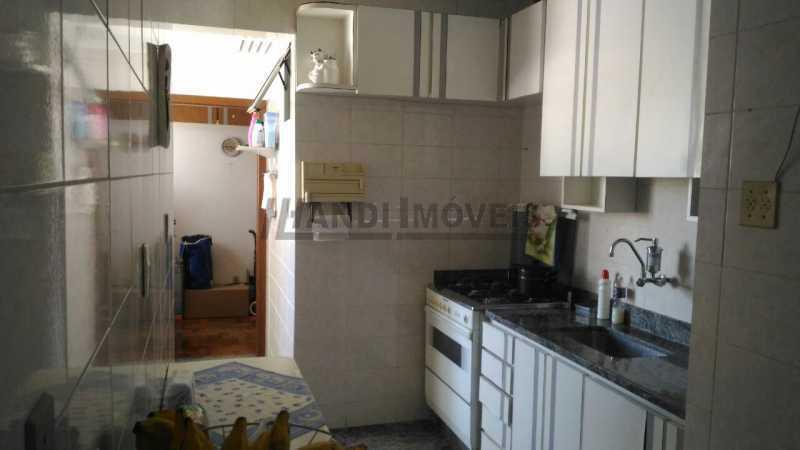 IMG019 - Apartamento 3 Quartos À Venda Copacabana, Rio de Janeiro - R$ 1.470.000 - HLAP30207 - 17