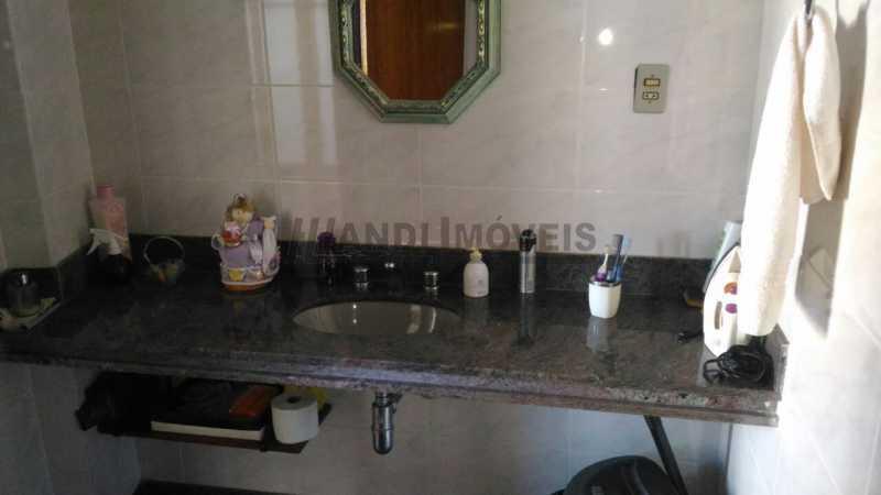 IMG028 - Apartamento 3 Quartos À Venda Copacabana, Rio de Janeiro - R$ 1.470.000 - HLAP30207 - 23