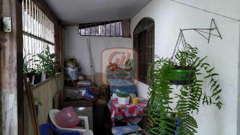 6eb3086d-f535-4bac-bd34-387f5f - Casa 3 quartos à venda Curicica, Rio de Janeiro - R$ 310.000 - CS1430 - 9