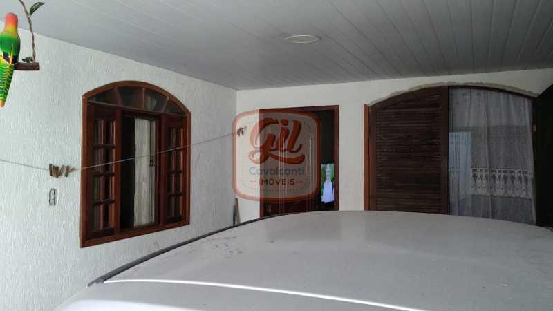 7153a3d6-c875-4d54-b6d5-1a7ed7 - Casa 3 quartos à venda Curicica, Rio de Janeiro - R$ 310.000 - CS1430 - 3