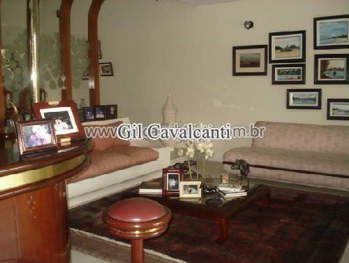 SALA - Casa 4 quartos à venda Anil, Rio de Janeiro - R$ 1.900.000 - CSF0019 - 1