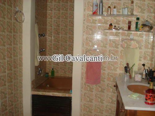 BANHEIRO SUÍTE - Casa 4 quartos à venda Anil, Rio de Janeiro - R$ 1.900.000 - CSF0019 - 9