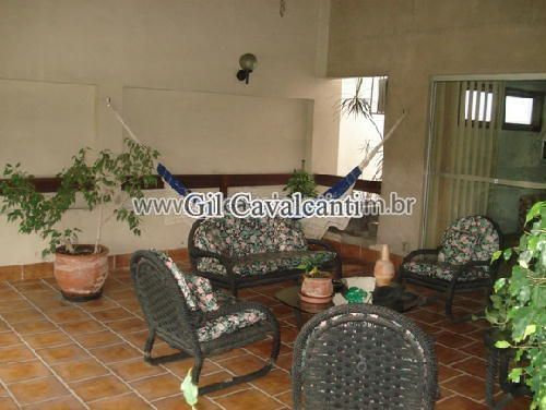 VARANDA - Casa 4 quartos à venda Anil, Rio de Janeiro - R$ 1.900.000 - CSF0019 - 14