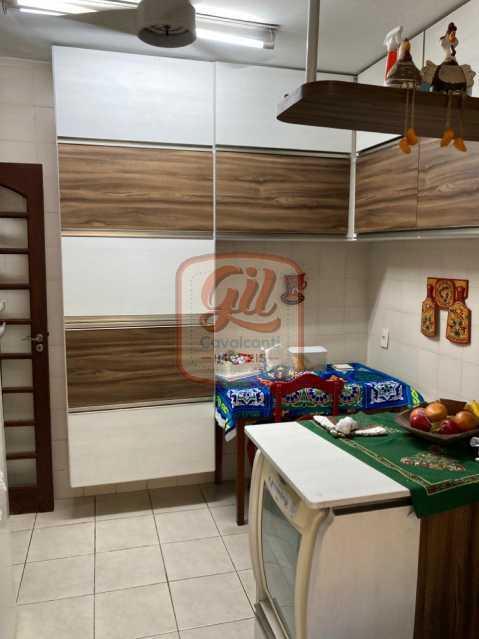 76884201-1a39-420e-84eb-c65d63 - Casa 2 quartos à venda Anil, Rio de Janeiro - R$ 1.000.000 - CSF0067 - 17
