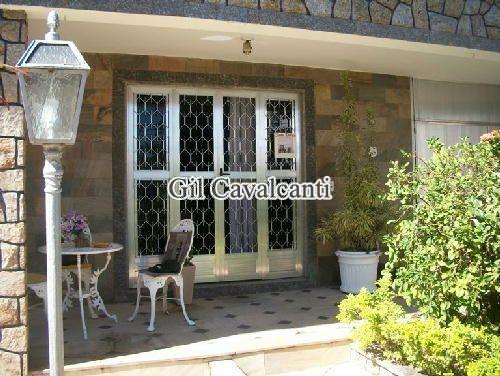 ENTRADA - Casa 4 quartos à venda Vila Valqueire, Rio de Janeiro - R$ 1.250.000 - CSV0189 - 5