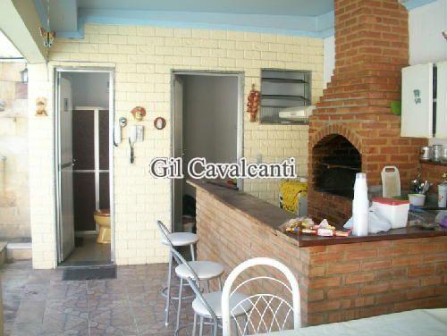 BANHEIRO PISCINA - Casa 4 quartos à venda Vila Valqueire, Rio de Janeiro - R$ 1.250.000 - CSV0189 - 10