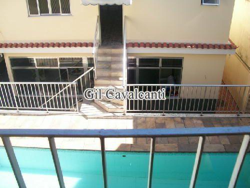 FUNDOS - Casa 4 quartos à venda Vila Valqueire, Rio de Janeiro - R$ 1.250.000 - CSV0189 - 12