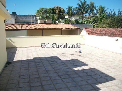 TERRAÇO - Casa 4 quartos à venda Vila Valqueire, Rio de Janeiro - R$ 1.250.000 - CSV0189 - 14