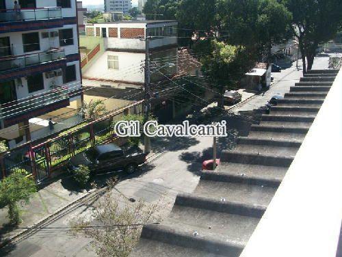 VISTA - Casa 4 quartos à venda Vila Valqueire, Rio de Janeiro - R$ 1.250.000 - CSV0189 - 16