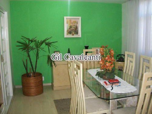 SALA DE JANTAR - Casa 4 quartos à venda Vila Valqueire, Rio de Janeiro - R$ 1.250.000 - CSV0189 - 18