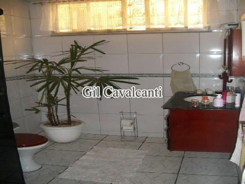 BANHEIRO SOCIAL - Casa 4 quartos à venda Vila Valqueire, Rio de Janeiro - R$ 1.250.000 - CSV0189 - 21