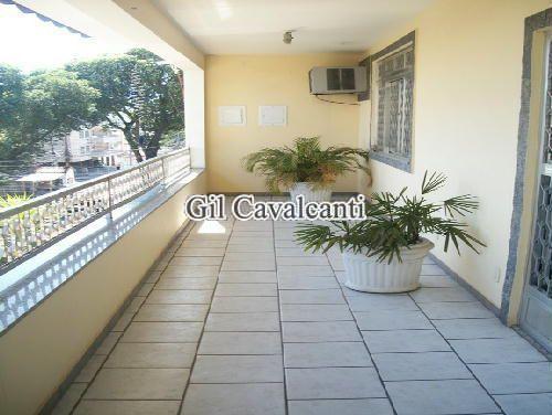 VARANDÃO - Casa 4 quartos à venda Vila Valqueire, Rio de Janeiro - R$ 1.250.000 - CSV0189 - 30
