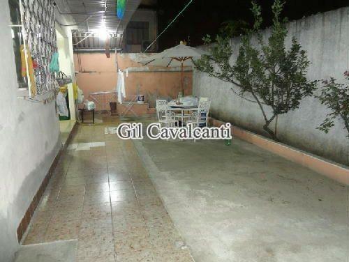QUINTAL - Casa Vila Valqueire,Rio de Janeiro,RJ À Venda,3 Quartos,75m² - CSV0204 - 6