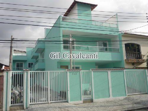 EMPREENDIMENTO - Casa de Vila Vila Valqueire,Rio de Janeiro,RJ À Venda,2 Quartos - CSV0209 - 1