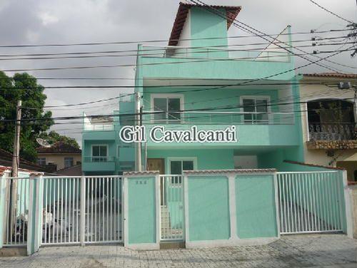 EMPREENDIMENTO. - Casa de Vila Vila Valqueire,Rio de Janeiro,RJ À Venda,2 Quartos - CSV0209 - 3