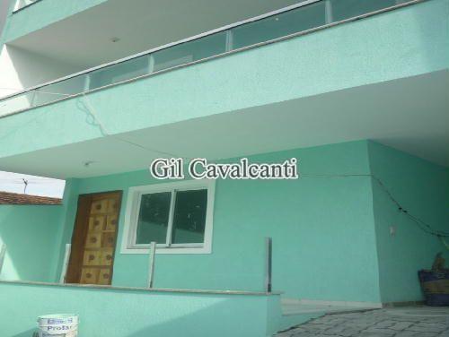 FACHADA. - Casa de Vila Vila Valqueire,Rio de Janeiro,RJ À Venda,2 Quartos - CSV0209 - 5