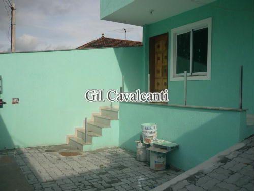 ENTRADA - Casa 2 quartos à venda Vila Valqueire, Rio de Janeiro - R$ 450.000 - CSV0209.2 - 5