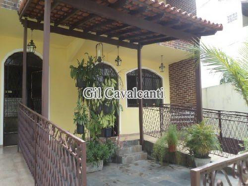 ENTRADA - Casa Rua Potirendaba,Vila Valqueire,Rio de Janeiro,RJ À Venda,8 Quartos,420m² - CSV0237 - 1