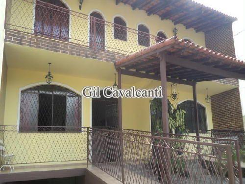 FACHADA - Casa Rua Potirendaba,Vila Valqueire,Rio de Janeiro,RJ À Venda,8 Quartos,420m² - CSV0237 - 3