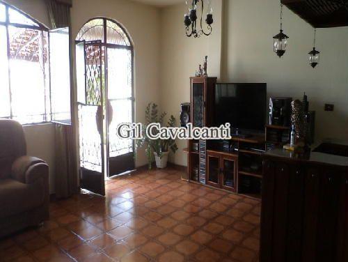 SALA.... - Casa Rua Potirendaba,Vila Valqueire,Rio de Janeiro,RJ À Venda,8 Quartos,420m² - CSV0237 - 11