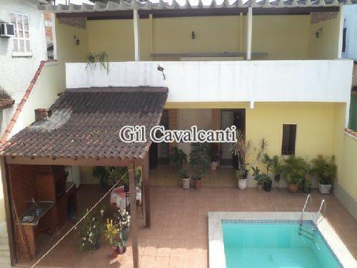 ÁREA EXTERNA. - Casa Rua Potirendaba,Vila Valqueire,Rio de Janeiro,RJ À Venda,8 Quartos,420m² - CSV0237 - 29