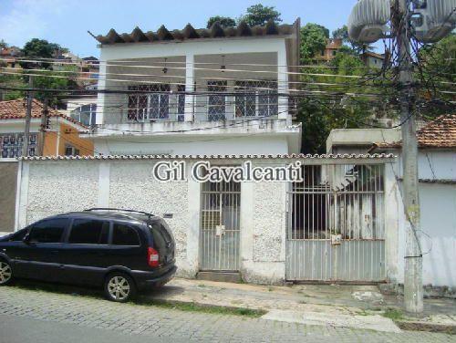 CASA - Casa 3 quartos à venda Cascadura, Rio de Janeiro - R$ 370.000 - CSV0243 - 1
