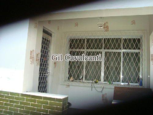 ENTRADA - Casa 3 quartos à venda Cascadura, Rio de Janeiro - R$ 370.000 - CSV0243 - 4