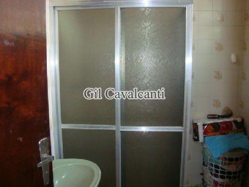 BANHEIRO SOCIAL - Casa 3 quartos à venda Cascadura, Rio de Janeiro - R$ 370.000 - CSV0243 - 8