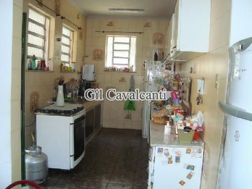 COZINHA - Casa 3 quartos à venda Cascadura, Rio de Janeiro - R$ 370.000 - CSV0243 - 10