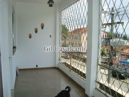 VARANDÃO - Casa 3 quartos à venda Cascadura, Rio de Janeiro - R$ 370.000 - CSV0243 - 18